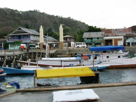 Port de Labuan Bajo (Flores)