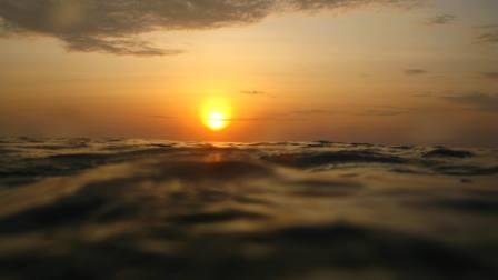 Coucher de soleil sur Taka Bonerate