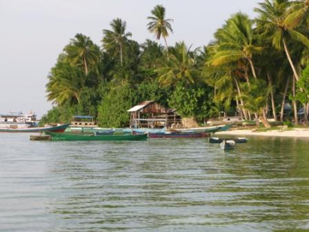 Île de Waha (Wakatobi - Sulawesi)