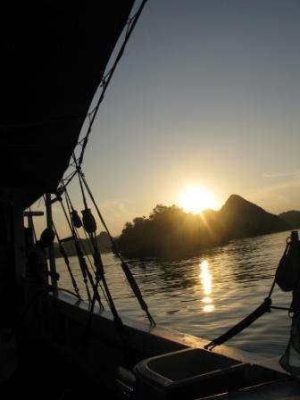 Au nord des Raja Ampat -