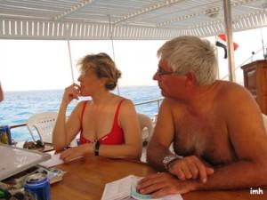 Catherine et Jean-Marc